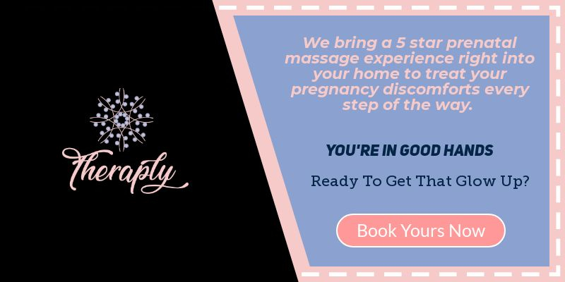 Pregnancy massaby by Theraply